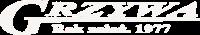 logo grzywa szkółka białe